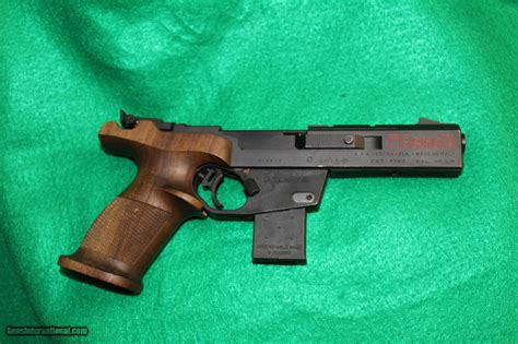 Benelli Benelli .22 Caliber Target Pistol For Sale.