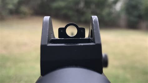 Benelli Benelli Ghost Ring Sights Vs Rifle Sights.