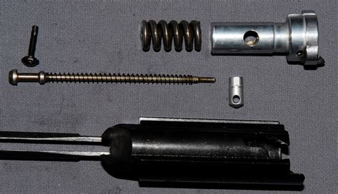 Benelli Benelli M4 Bolt Disassembly.