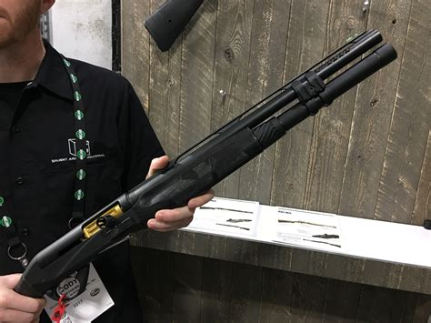 Benelli Benelli M4 Mag Extension Salient Arms.
