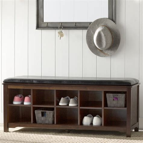 Benton Cape Anne Storage Bench