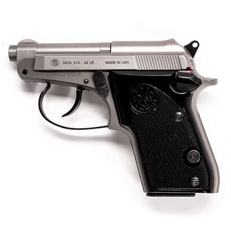 Beretta Beretta 21a Bobcat Inox 22lr For Sale.