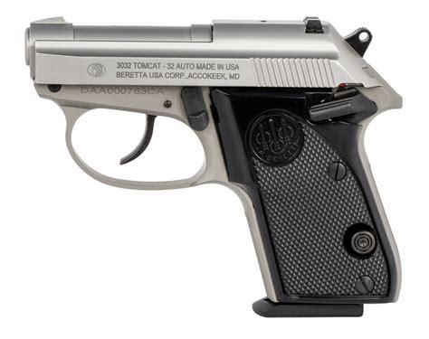 Beretta Beretta 3032 Tomcat Inox 32 Acp.