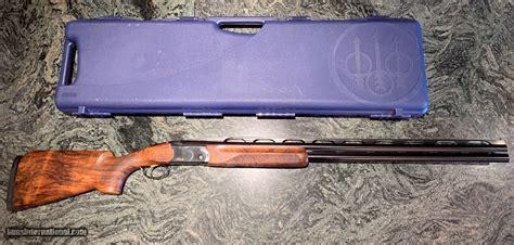 Beretta Beretta 686 Black Onyx Pro Trap.