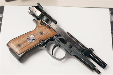 Beretta Beretta 92 Fram Contruction.