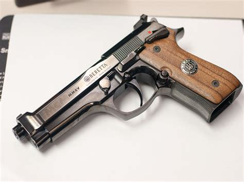 Beretta Beretta 92 Frame Contruction.