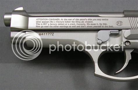 Beretta Beretta 92 Frame Crack Site Thefiringline.com.