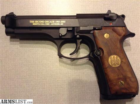 Beretta Beretta 92 Special Edition.