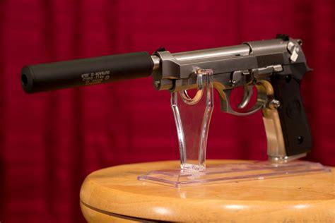 Beretta Beretta 92 Suppressor.