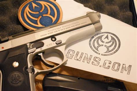 Beretta Beretta 92f Point Of Aim.