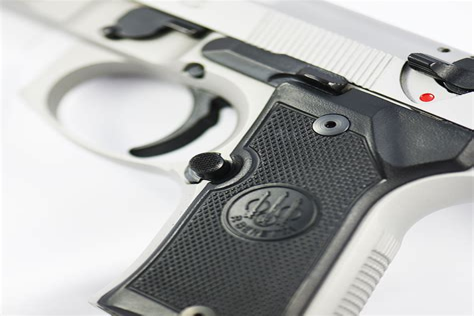 Beretta Beretta 92fs Extended Magazine Release.