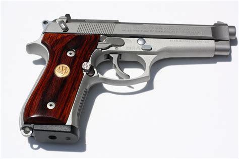 Beretta Beretta 92fs Inox Grips.