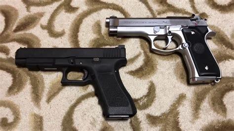 Beretta Beretta 92fs Vs Glock Accuracy.
