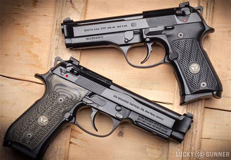 Beretta Beretta 92g-Sd Vs Wilson Beretta.