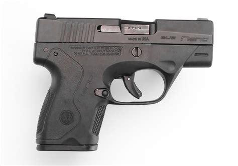 Beretta Beretta 9mm Nano Specs.