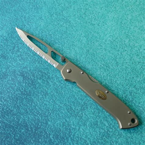Beretta Beretta Airlight Lockback Knife.