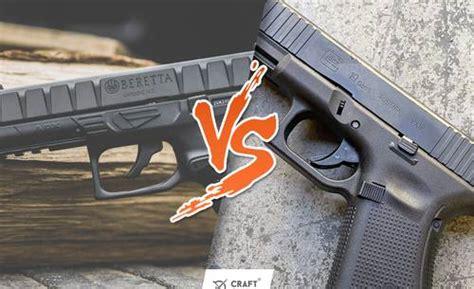 Glock-19 Beretta Apx Vs Glock 19.