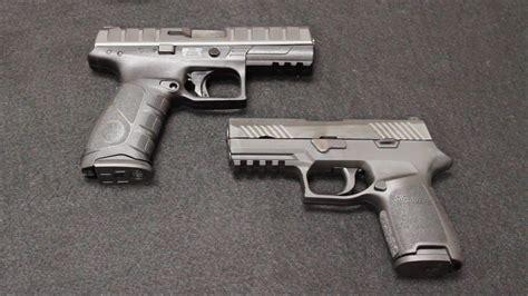 Sig-P320 Beretta Apx Vs Sig P320.
