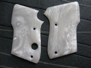 Beretta Beretta Bobcat Pearl Grips.