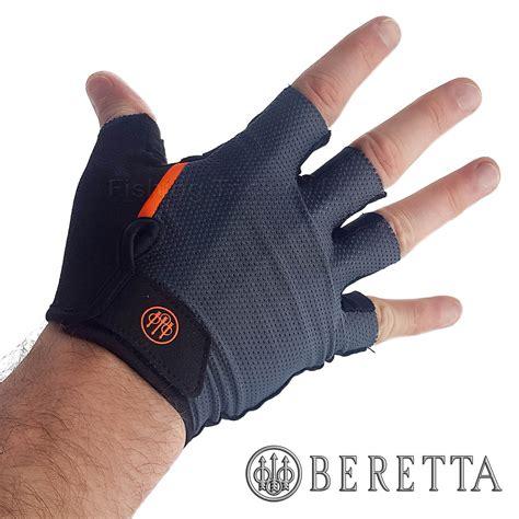 Beretta Beretta Fingerless Shooting Gloves.