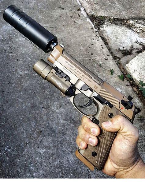 Beretta Beretta M9a3 Suppressor.