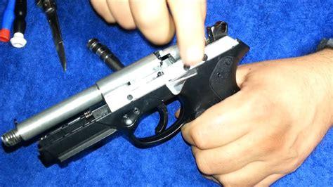 Beretta Beretta Px4 Storm Airsoft Disassembly.