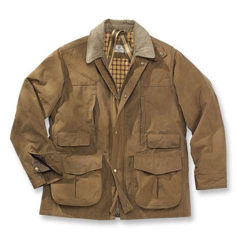 Beretta Beretta Waxed Cotton Field Jacket.