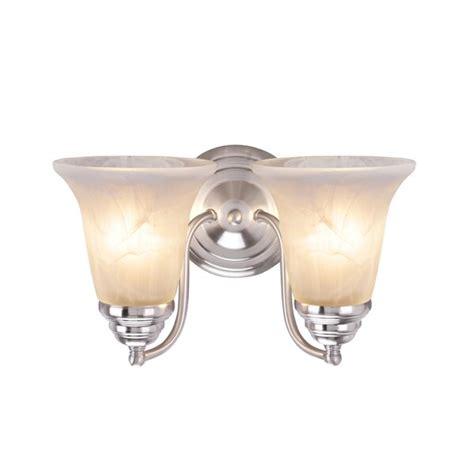 Berghoff Metal 2-Light Vanity Light