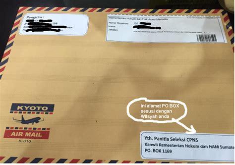 Contoh Soal Cpns Kalimantan Utara 2017 Berkas Lamaran Cpns Kemenkumham Dikirim Kemana