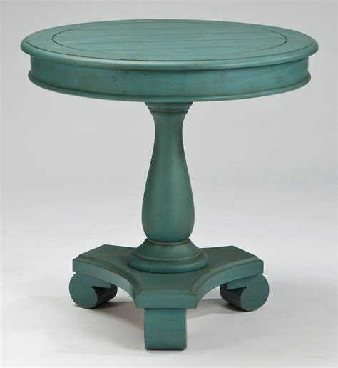 Bernadette Round End Table