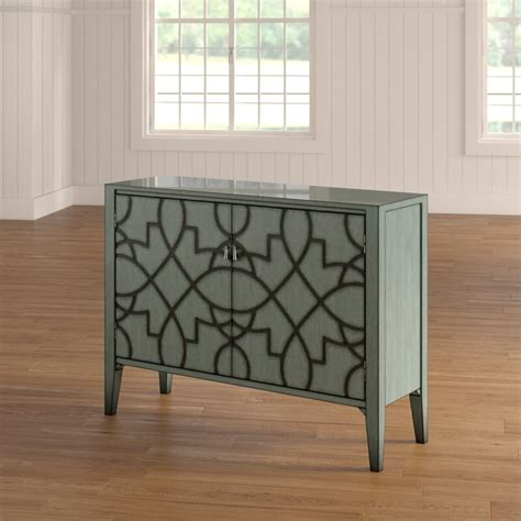 Bernards 2 Door Accent Cabinet
