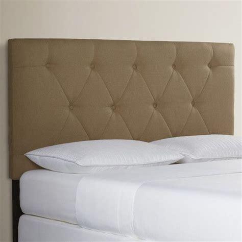 Bernise Upholstered Panel Headboard