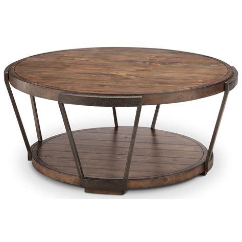 Berrilee Round Coffee Table