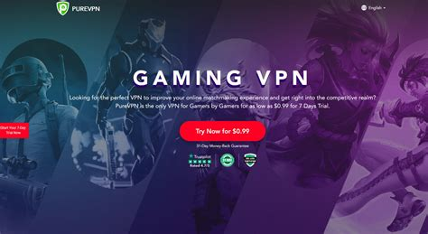 best vpn for gaming