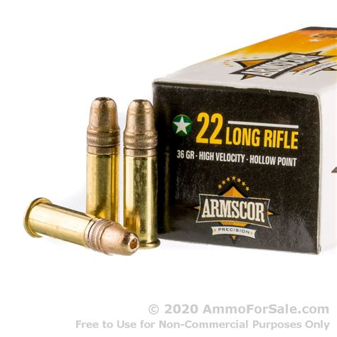 Ammunition Best 22 Lr Hp Ammunition.