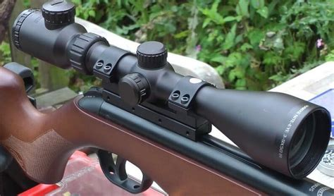 Rifle-Scopes Best Air Rifle Scope For 150.00.
