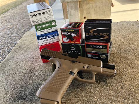 Glock-19 Best Ammo To Break In Glock 19.