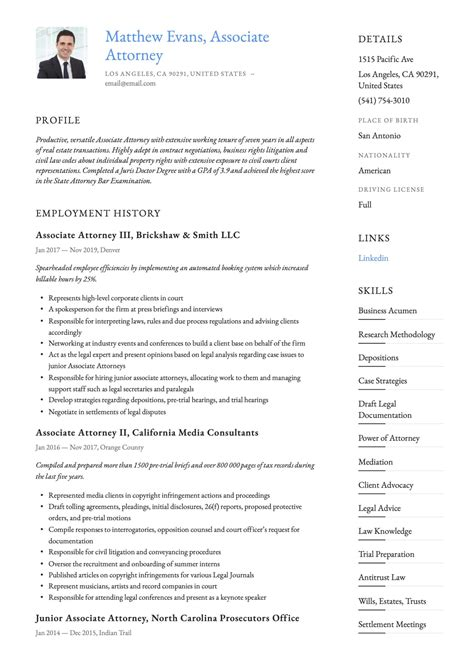 best attorney resume writing service best 25 resume services