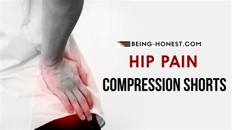 best compression shorts for hip flexor pain when sitting