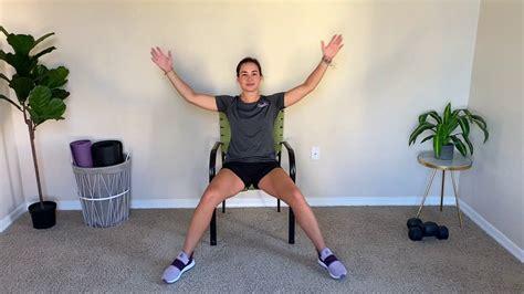 best exercise videos for elderly
