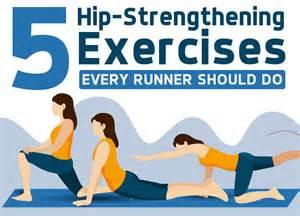 best exercises for hip strengthening for runners