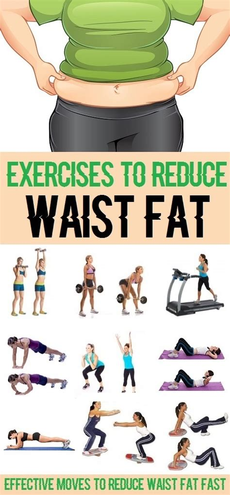 best exercises for hips and waist