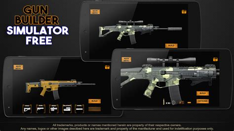 Gun-Builder Best Gun Builder App For Android.