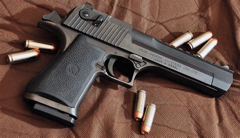 Desert-Eagle Best Handgun Desert Eagle.