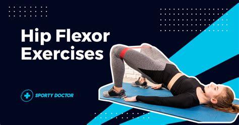 best hip flexor exercises for sprinters body female figure