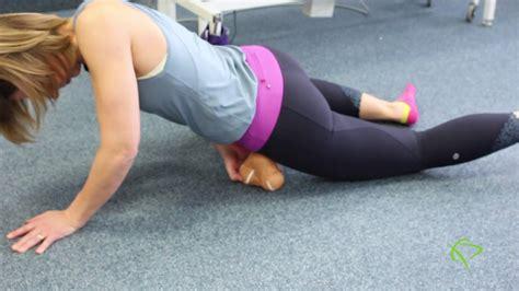 best hip flexor massages