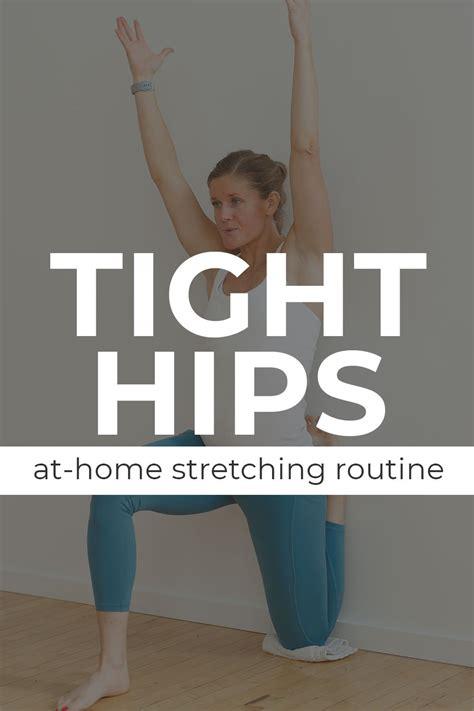 best hip flexor stretch every day ballroom jeans for men