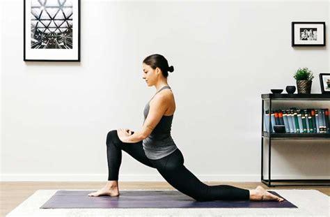 best hip flexor stretches videos