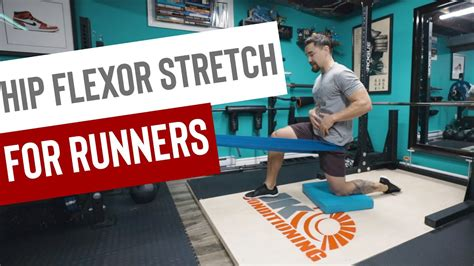 best hip flexor stretches videos por youtube