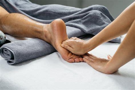 best leg massage techniques